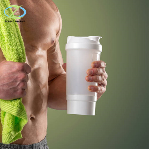 Protein Solid Drinks for Sport of Bodybuilding