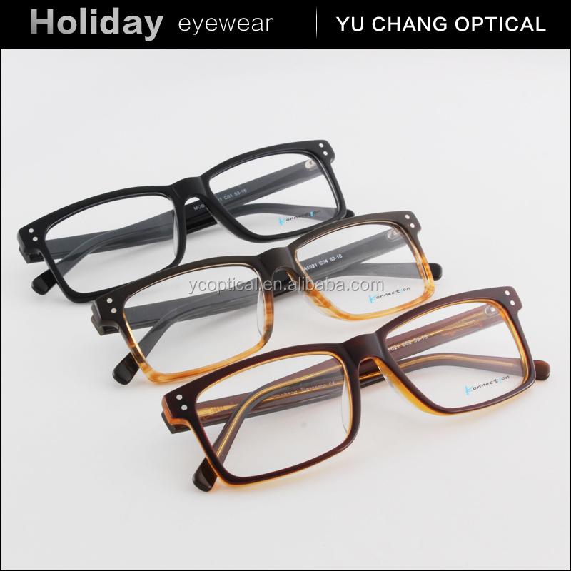 2015 New Design Vintage Glasses Frame Classic Acetate And Popular ...