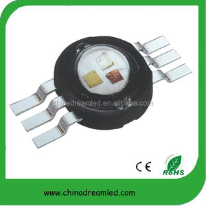 durable high quality rgb power led diode 3w 6 pin rgb led 1w 4 pin epileds 45mil chip led 42mil led CE&RoHS certificate