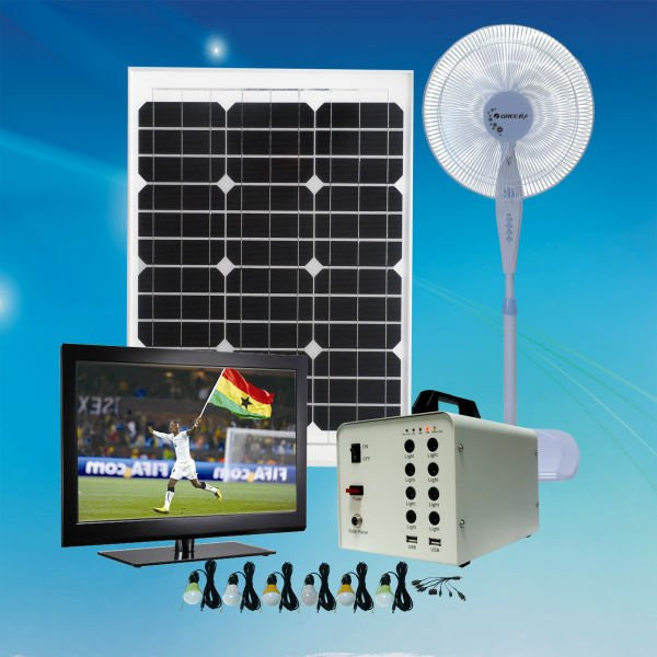 ShenZhen new energy solar panel manufacturer for africa with solar charger and led lanterns solar power bank kits for indoor