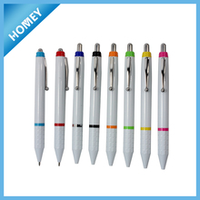 2016 Hot Promotional Simple plastic ball pen with good quality