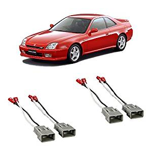 Get Quotations Honda Prelude 1986 2001 Factory Speaker Replacement Connector Harness Package