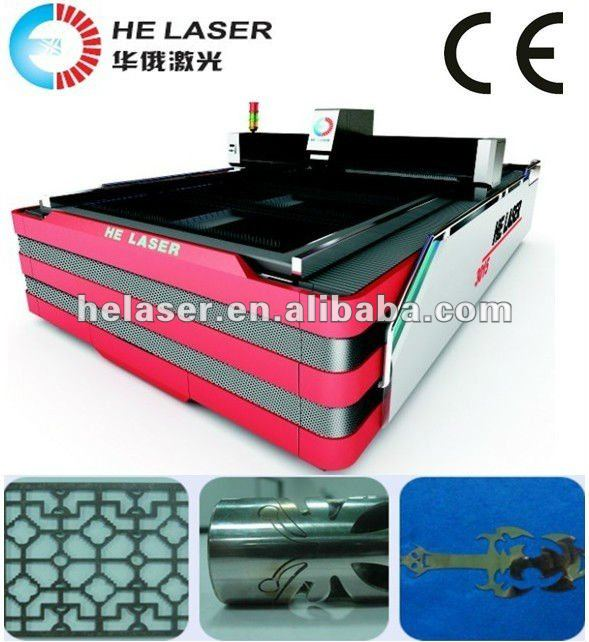 HECY3015I-300 looking for distributor CNC Fiber 500watts laser steel plate cutting machine