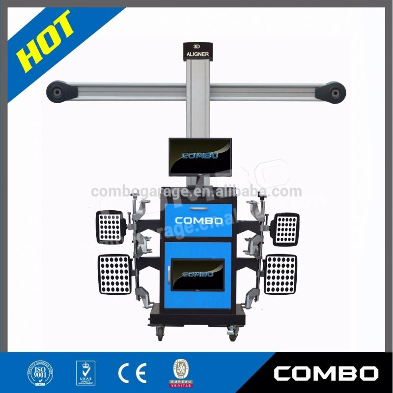 Portable high-definition camera car wheel alignment price OEM available