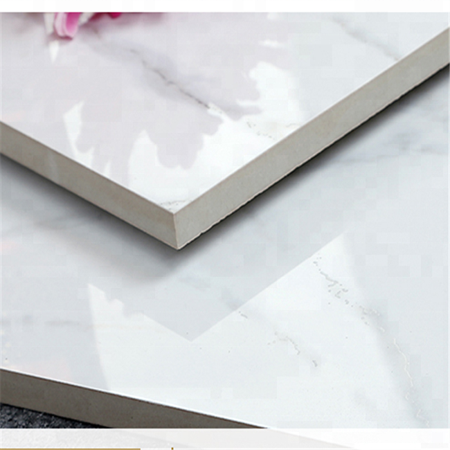 China Supplier 2x2 Floor Tiles Price White Ceramic Desh Tile Designs