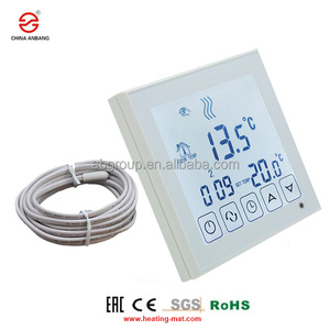 Programmable Room Heating Gas Boiler Thermostat Wired Digital Temperature Controller Regulator