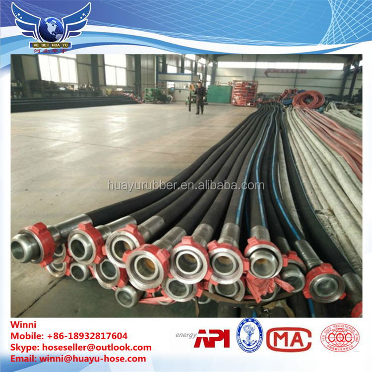 manufacture Rotary Driling Hose / hydraulic power steering hose