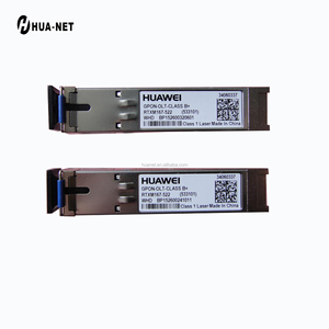 Compatible Huawei optical transceiver BIDI optic module 80KM 10G SFP