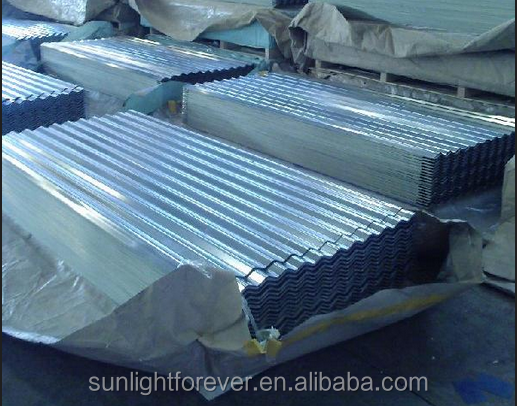 Hot Selling Corrugated Iron Roof Cladding Sheets With High Quality