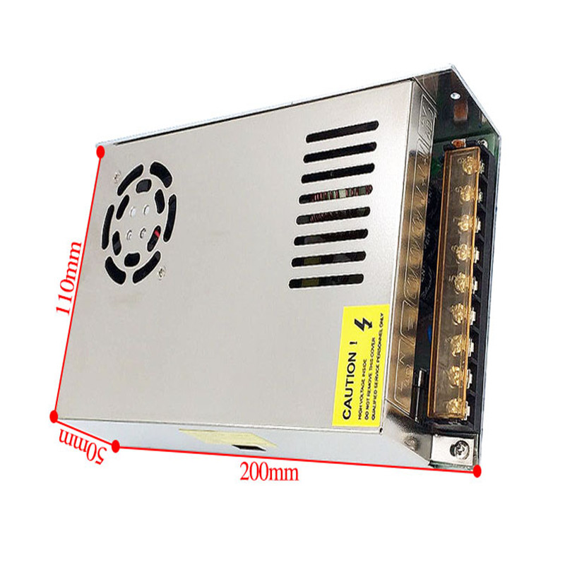Single Output Smps 350 W DC 24 V 15A Switching Power Supply LED