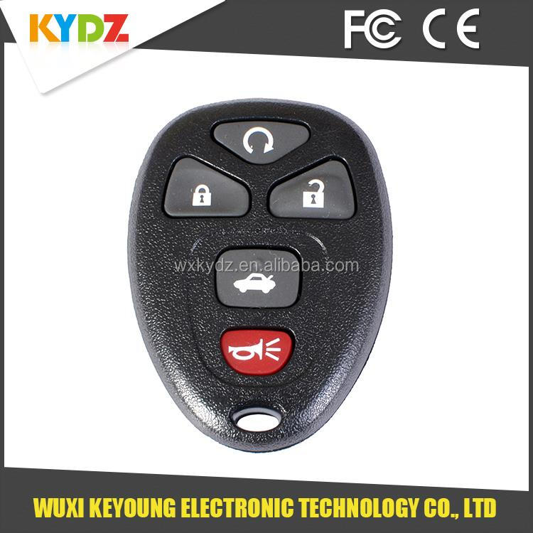 wholesale online car key replacement 2005-2012 KOBGT04A 22733524 for Buick