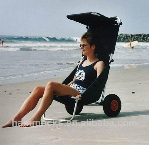 La Tenue De Plage Panier Chaise De Plage Chaise A Roulettes Chaise