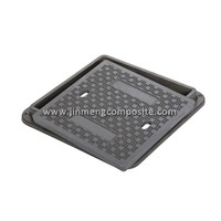 Airtight solar water tank cover/top grade manhole cover pvc