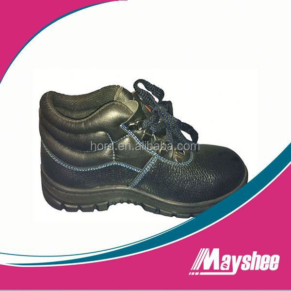 2014 hiker style safety shoe for workman