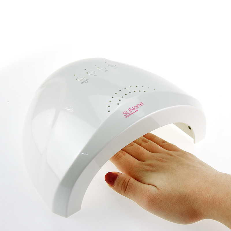 Sunone Professionnel Blanc Lumiere 48 W Uv Led Lampe Uv Nail Seche
