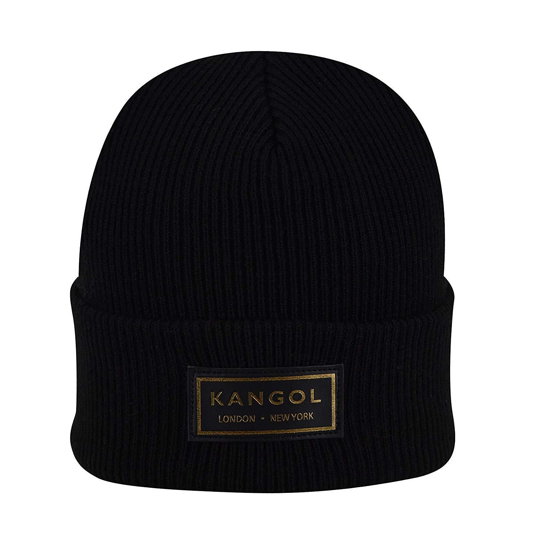 Get Quotations · Kangol K4180ST Gold Beanie Beanie 1adeb24c1fa2