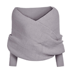 High Quality Wrap Shawl Women Blanket Scarf Shawl Soft Knitted Pashmina Scarf And Shawl China