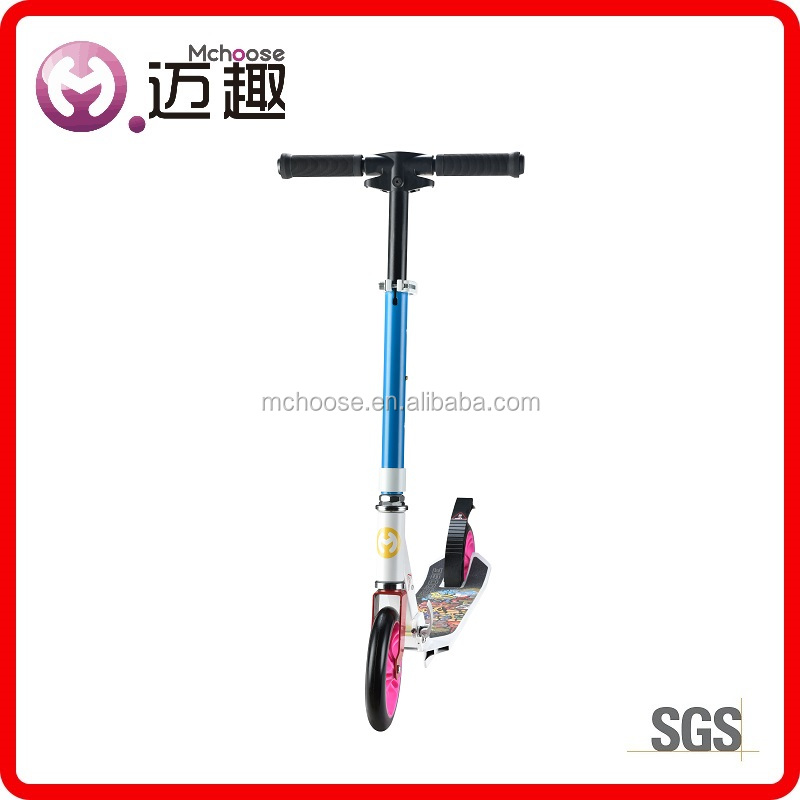 Adjustable Kick 21st scooter with folding function