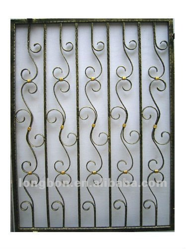 Fancy Wrought Iron Window Grill Design For Home Buy Fancy Wrought Iron Window Grill Design For Homewrought Iron Window Guard Design For
