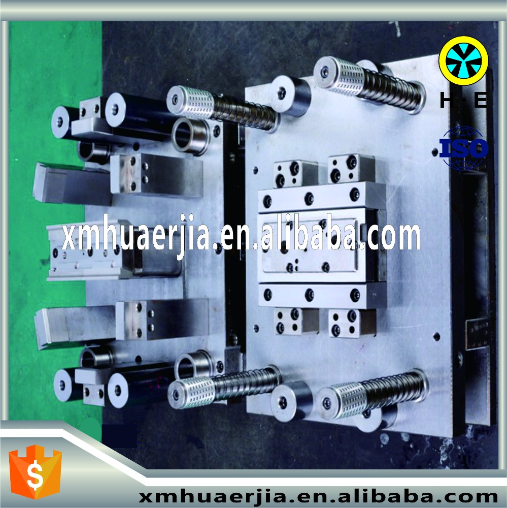 Steel Molds fro Motors Spare Parts Auto Steel Plastic Silicone Rubber Spare Parts