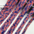 Hot selling product mix color tape leopard print ribbons using on fashion women clothes hot selling designs ribbons
