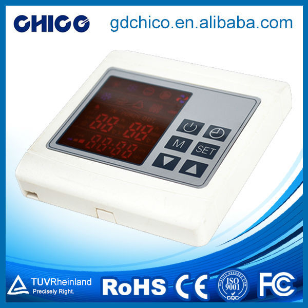 CCXK0004 heat pump controller small led display pcb board,digital number led display board