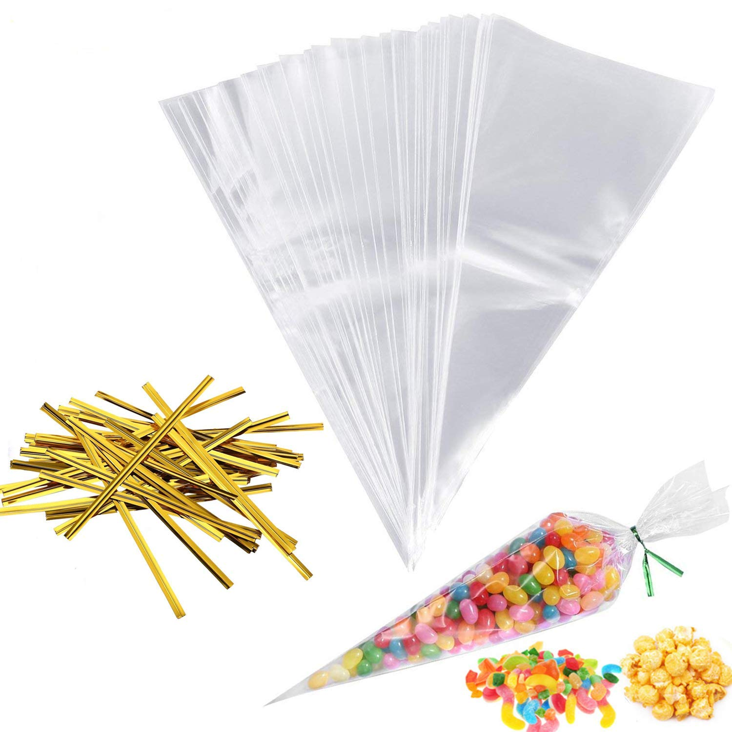 Cone Treat Bags Find Deals On Line At