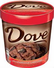 Dove Ice cream pints