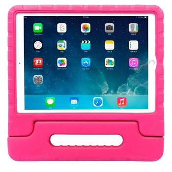 Super Drop-Proof Handle Stand Soft Foam Case For Apple iPad Pro 12.9