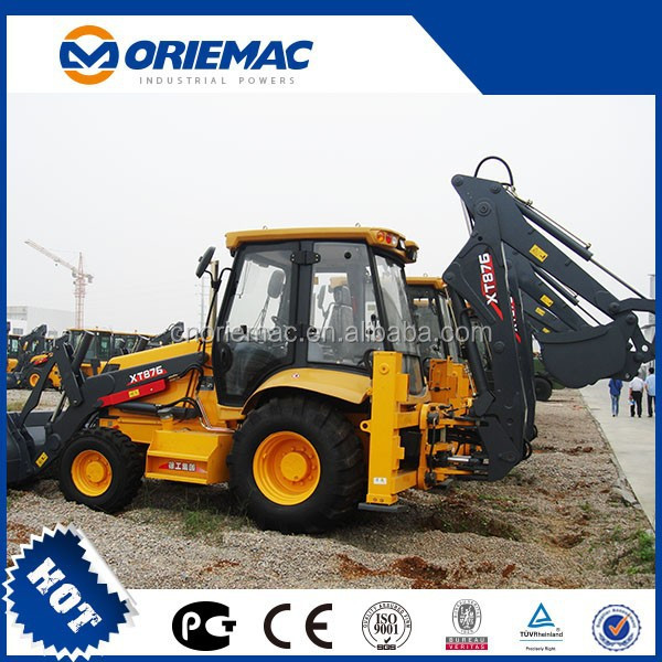 backhoe loader for sale XCMG XT860 mini backhoe loader for sale
