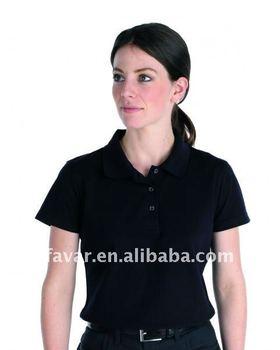 9700b35b Women Working Polo T-shirts /ladies Fit T Shirt China Manufacturer ...
