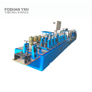 SS Tube Making Machine/Tube Mills/Square Steel Tube Making Machine