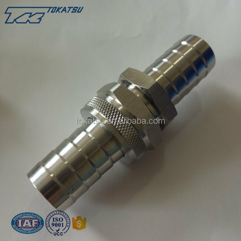 ALIBABA Stainless Steel Grease hose Nipple Customized