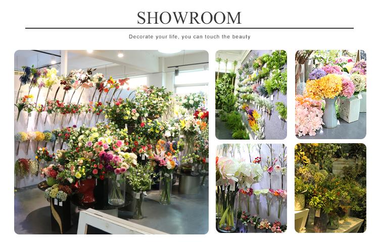 Ierse Tulip Mini hand-feel Kunstbloemen Groothandel Zijden Bruiloft Huis Decoratieve Bloemen