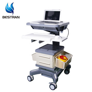 BT-LY15 ABS work table Doctor workstation hospital computer cart prices