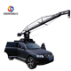 IDEAL Camera Crane Installed on Cars With Stabilized Head jib camera crane for sale Vehicle camera crane on car