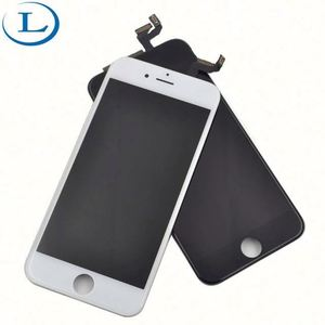 Wholesale LCD display for iphone 6s,Replacement for iphone 6s cracked lcd parts