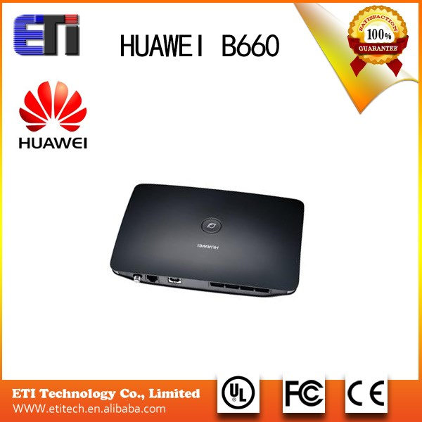 Unlocked huawei Router B660 3g wireless router with sim card slot with factory price