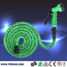 For USA market elastic shrinking folding hose, expandable garden hose