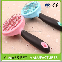 Top Grade new Curved Dog Pet Grooming Cleaning Brush
