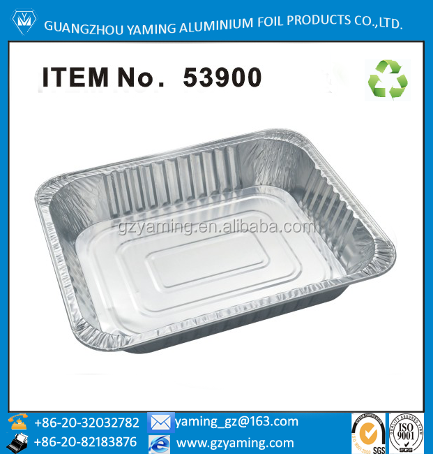 cookware pans type disposable aluminium tray steam table pan chef's pan