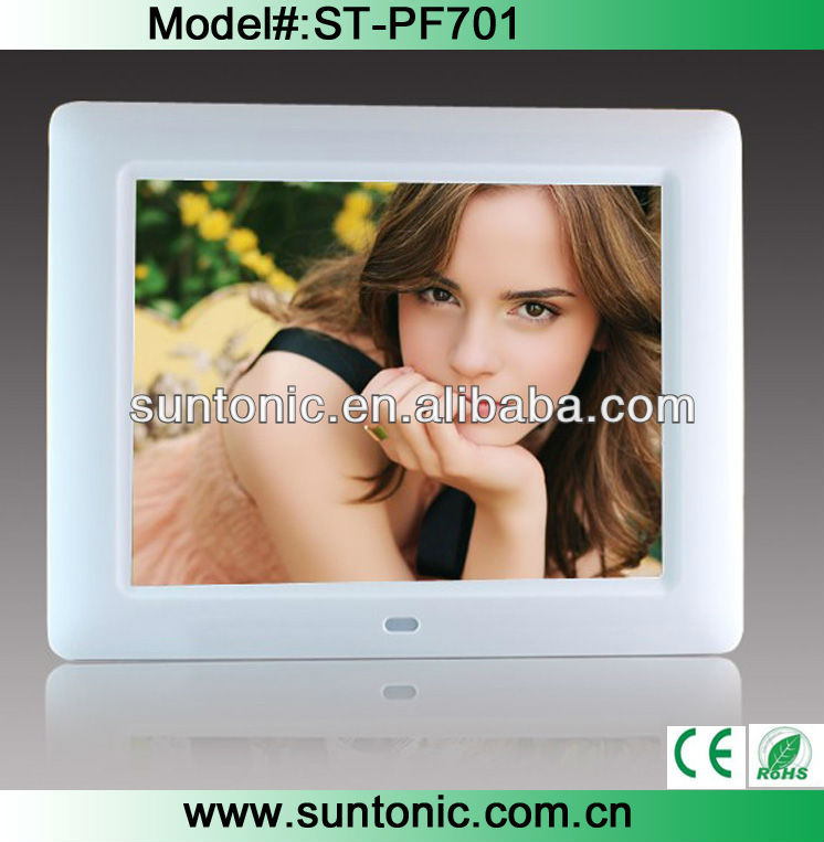 Cheap digital photo frame,7 inch digital photo frame,digital phoeo frame