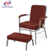 interlocking church chairs with arms for wholesale