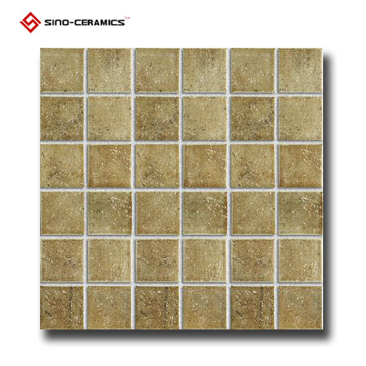 New product Promotion ceramic mosaic products discontinued pool tile