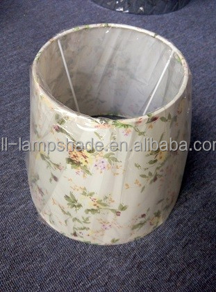 Buy cheap china flower lamp shade products find china flower lamp printing cute flowers lamp shade with white frame hardback mozeypictures Choice Image