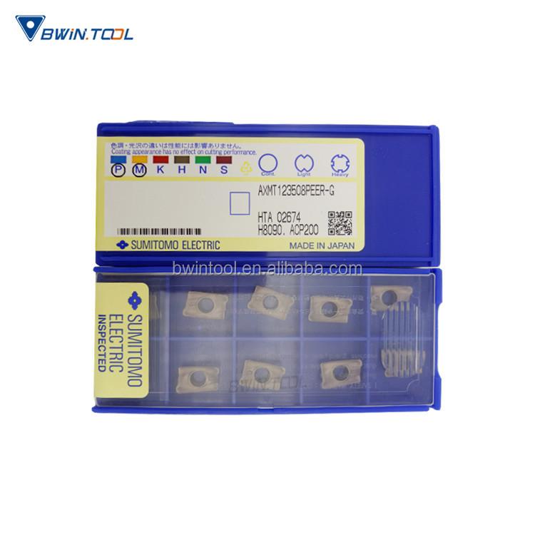 Sumitomo 10 x AXMT123508PEER-H ACP300