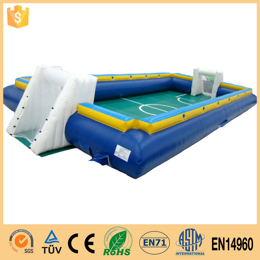 lotting mini portable indoor soccer field for sale