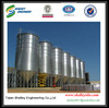 stainless steel conical hopper silo