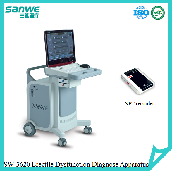 SW-3903 Prostate Treatment Machine /Multifunction Prostate Treatment Machine/ ED Machine