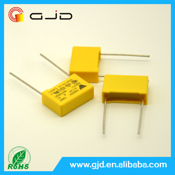 0.012 uF 310Vac Thin film capacitor